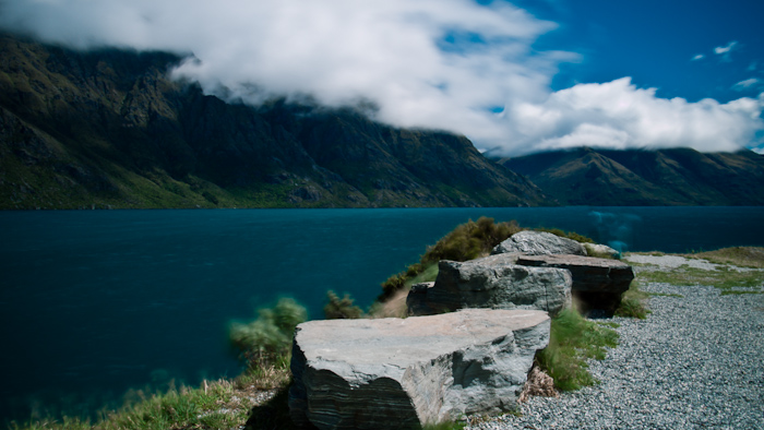 New Zealand Campervan Images